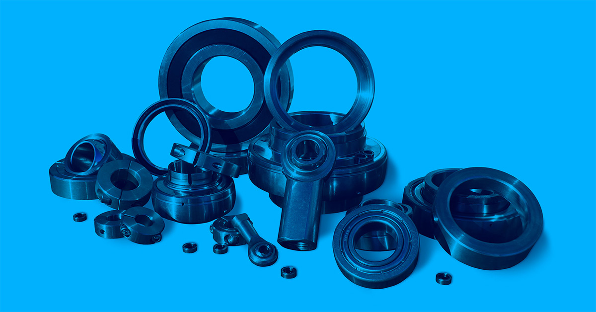 Les pièces mécaniques en acier inoxydable de marque GRB