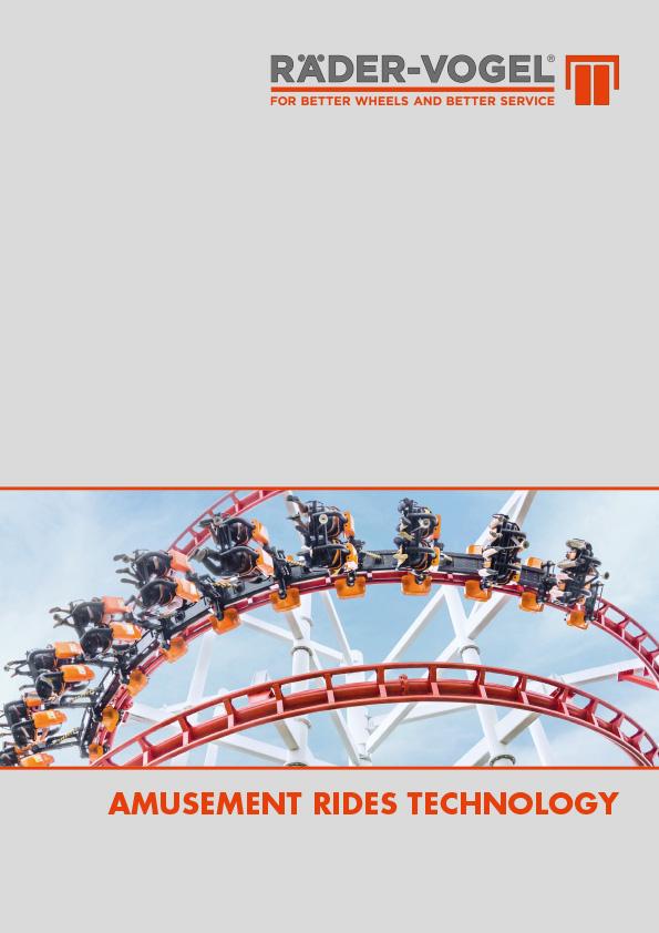 Räder-Vogel Amusement Rides Technology